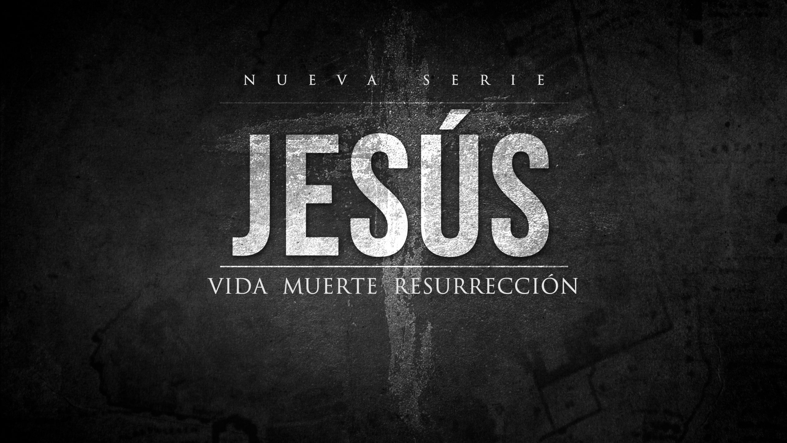 """""""Vida"""" de la Serie: Jesús."""
